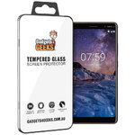 9H Tempered Glass Screen Protector for Nokia 7 Plus - Clear